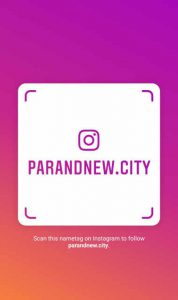 اینستاگرام شهر پرند
